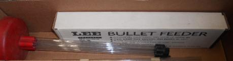 For auction Lee Bullet feeders