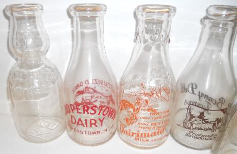 for auction Cooperstown Dairy, Dairimaid, Rutherford